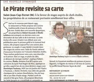 Article de journal 2010