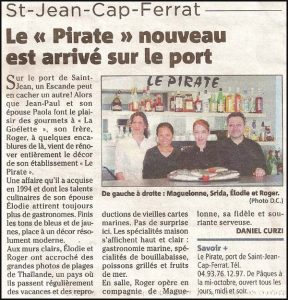 Article Nice-Matin 17/04/10