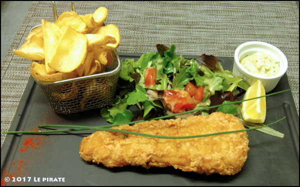 Fish's Chips
