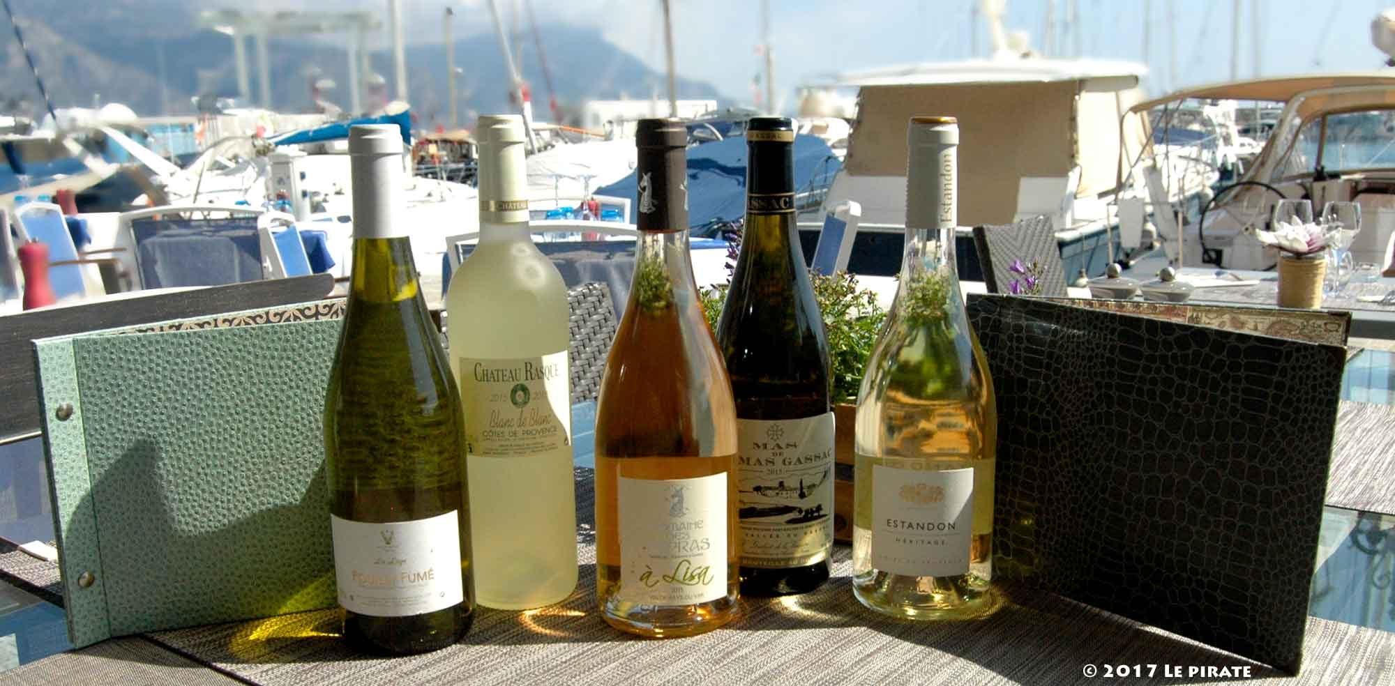 Les vins du Pirate